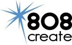 808 create logo general
