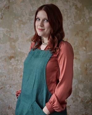 Leah Hyslop (credit-Nassima Rothacker:Sainsbury's Magazine